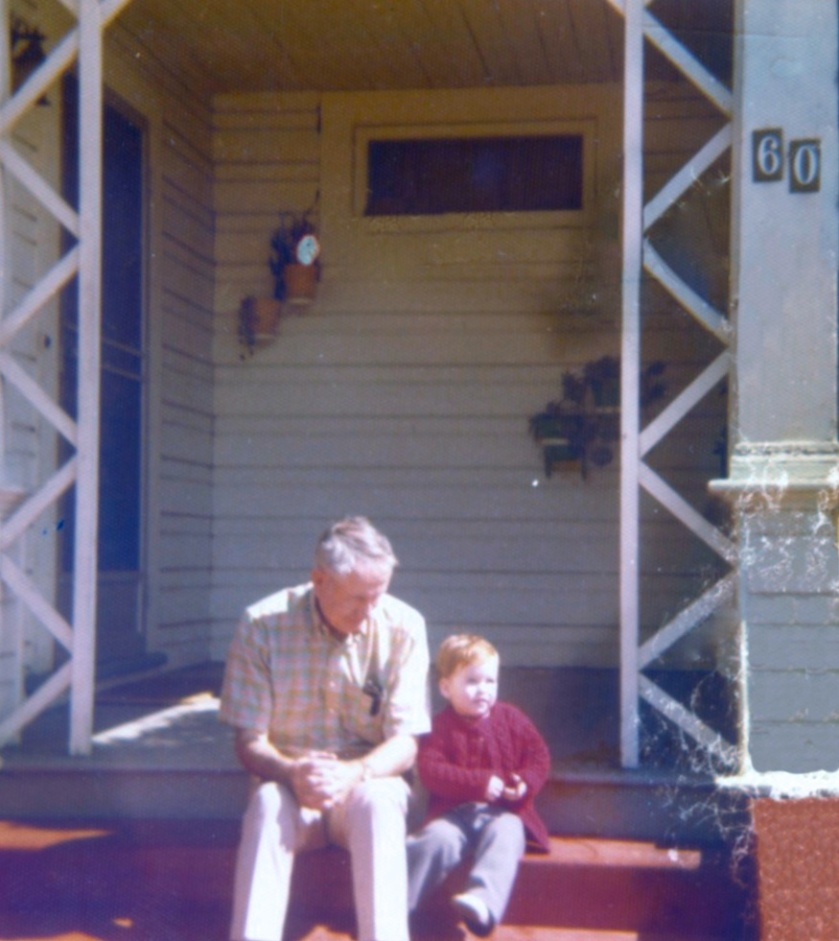 1971 porch steps